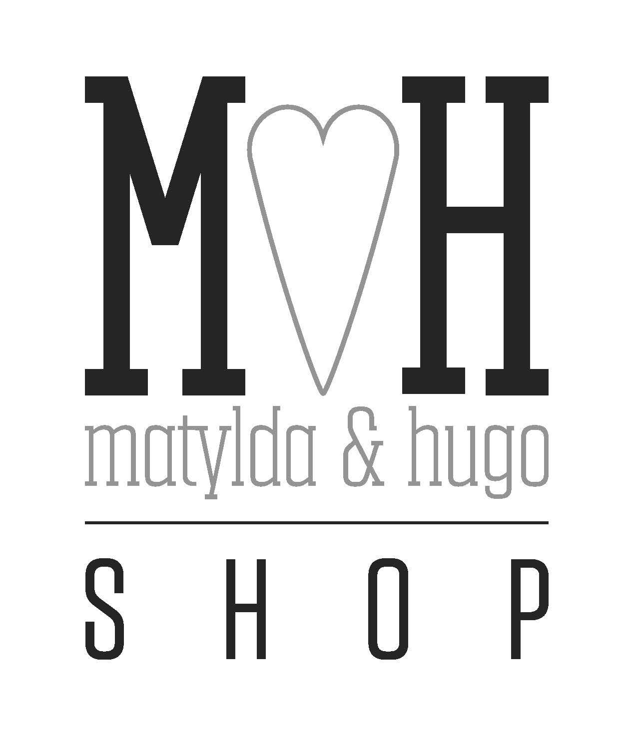 Hugo a Matylda shop
