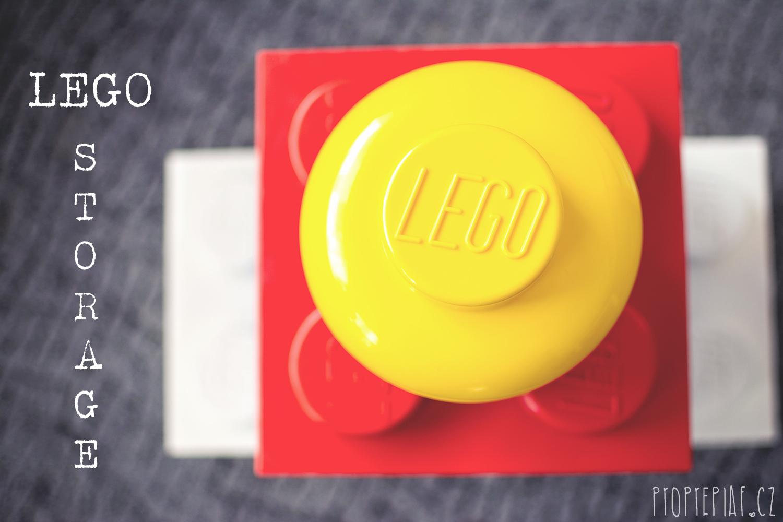 Jak uklidit Lego snadno a hravě