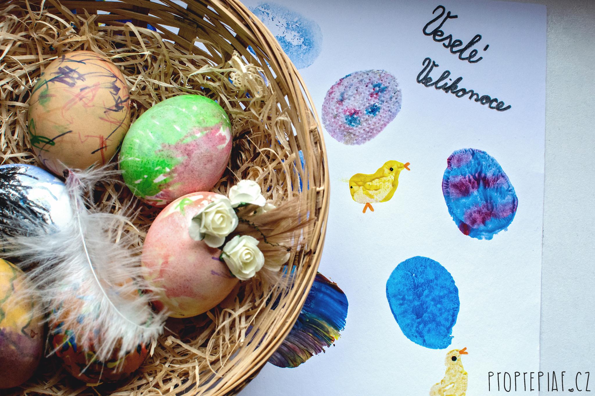 Veselé velikonoce aneb velikonoční přípravy